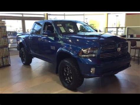 2016 ram 1500 sport crew cab 4x4 custom truck | crosstown