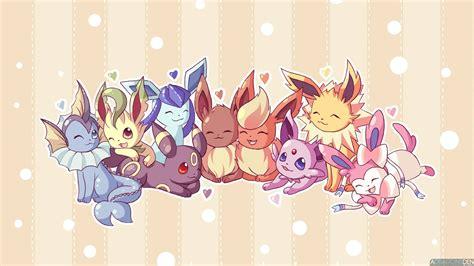wallpaper for pc pokemon pokemon eevee wallpapers wallpaper cave