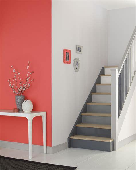 Couleur Couloir Escalier by Couleurs Pour D Entr 233 E Et Couloir Painttrade