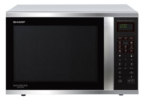 Microwave Oven Sharp R 222y S sharp convection microwave oven r995dst