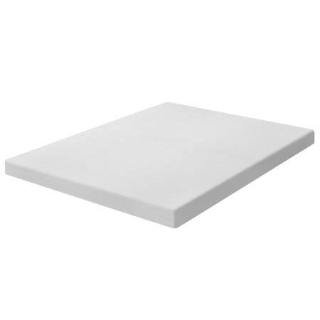 Mattress Topper Walmart by Best Price Mattress 4 Inch Memory Foam Mattress Topper