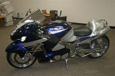Suzuki Hayabusa Custom For Sale Suzuki Hayabusa 1300 Custom Nos For Sale On 2040 Motos