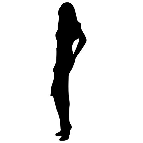 free silhouette images people silhouette clipart clipart suggest
