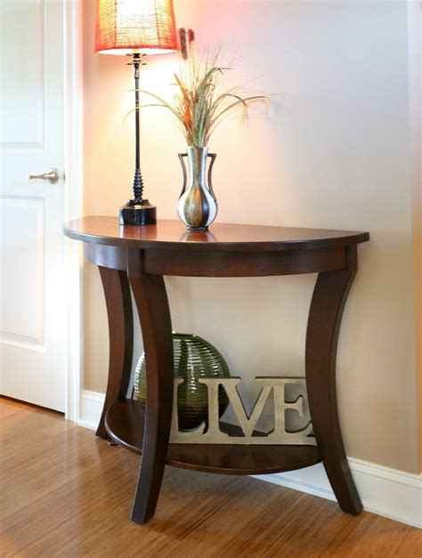 Half Table For Hallway 1000 Images About Half Table Living Room On