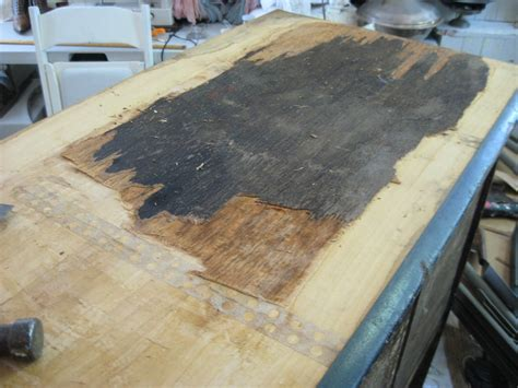 Sweet Magnolias Farm Removing Veneer Or Laminate From