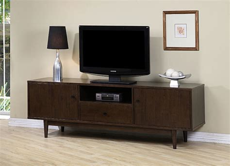 room and board media cabinet look 4 less - Room And Board Media Console