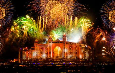 dubai new year best places to new year s fireworks in dubai