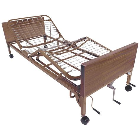 drive hospital bed drive multi height manual hospital bed hospital bed