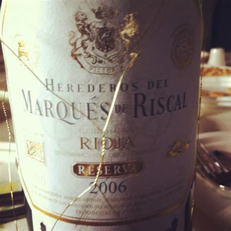 Happy Hour Legaris Crianza Ribera Duero 2003 by Marques De Riscal 2006 Wines Of 2011 2014