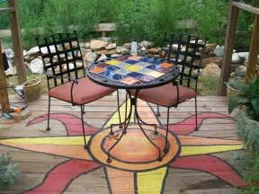 Outdoor Floor Painting Ideas Deck Painting Ideas Outdoor Spaces Patio Ideas Decks Gardens Hgtv