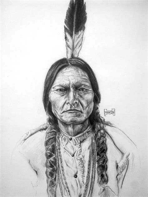 sitting bull by xpendable on deviantart