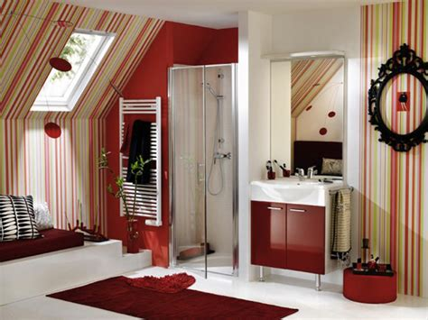 red bathrooms red bathroom decorating ideas room decorating ideas