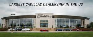 Cadillac Dealers In Northern Va Cadillac Executive Says Dealerships Are Part Of The