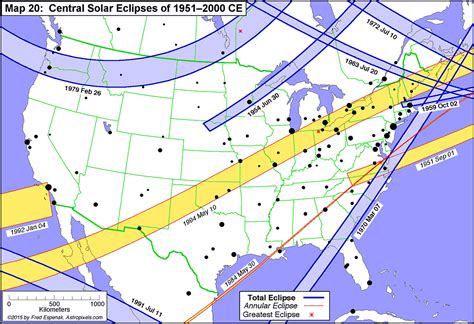 map us eclipse total solar eclipses in the usa earth earthsky