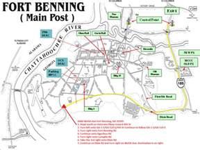fort benning map foto gambar wallpaper