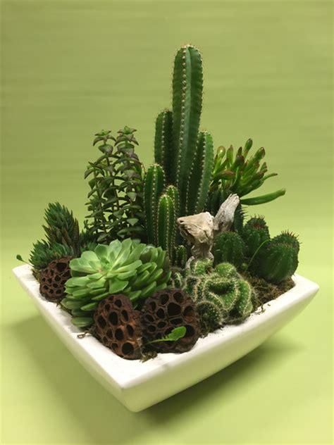 vaso per piante grasse piante vaso di vetro piante grasse finte