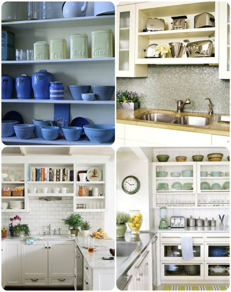 open kitchen shelves decorating ideas open kitchen shelving ideas homes com