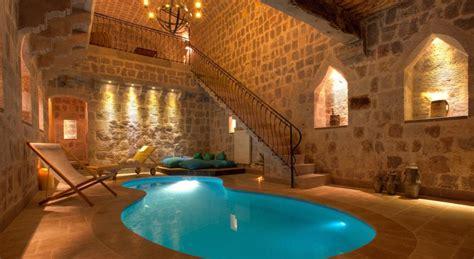 house with pool inside kapadokya otelleri kapadokya butik otelleri k 252 231 252 k