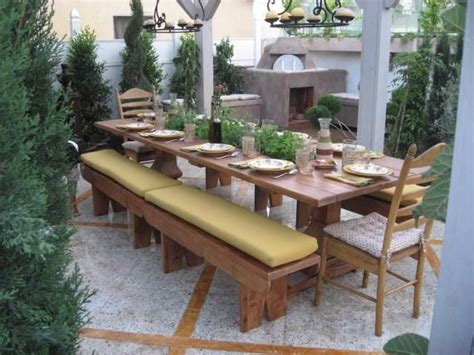 Kitchen Bench Herb Garden Custom Made Dining Table With Built In Herb Garden By