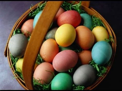 How To Make A Easter Egg Out Of Paper - how to make easter eggs