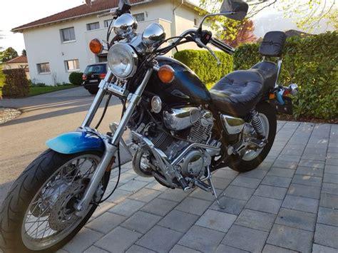 Motorrad Yamaha Virago 1100 by Yamaha Virago 1100 In Meiningen Chopper Kaufen Und