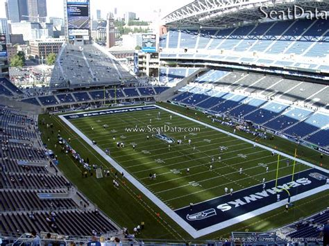 What Sections Are Covered At Centurylink Field by Centurylink Field Section 327 Seattle Seahawks