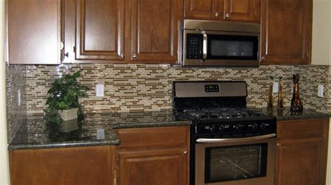 Easy Backsplash Kitchen Simple Kitchen Backsplash Ideas Inexpensive Photo Gallery