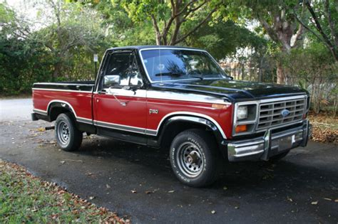 how make cars 1984 ford f150 interior lighting 1984 ford f 150 base standard cab pickup 2 door 5 0l for sale in miami florida united states