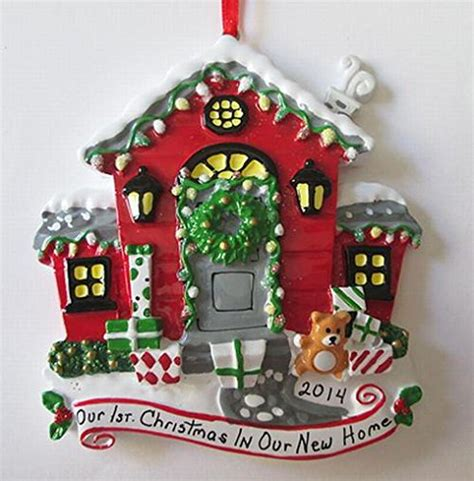 new home christmas ornament our first year whyrll com