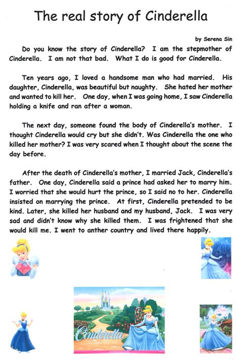 true story of the true story of cinderella