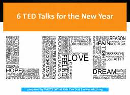 ted new year what can do