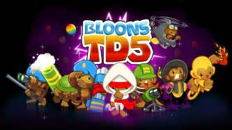 Ign free game of the month bloons td 5 ign