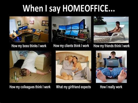 when i say home office search meme s