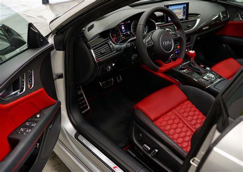 Audi Exklusiv by 2016 Audi Rs 7 Audi Exclusive Edition Quattroworld