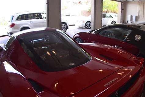 floyd mayweather car garage bruce the driver floyd mayweather s collection