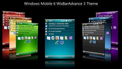 photo themes for mobile windows mobile 6 wa3 theme by falco953 on deviantart