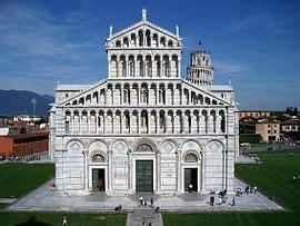 catedral de pisa wikipedia, la enciclopedia libre