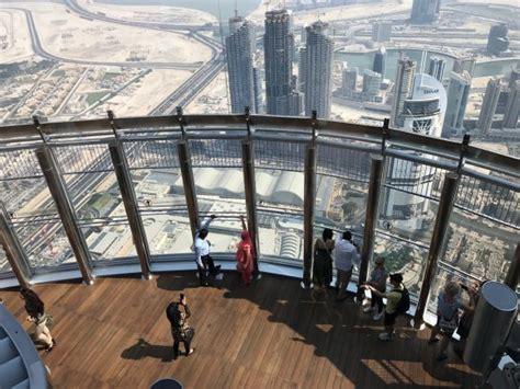 tallest observation decks burj khalifa the world s tallest building