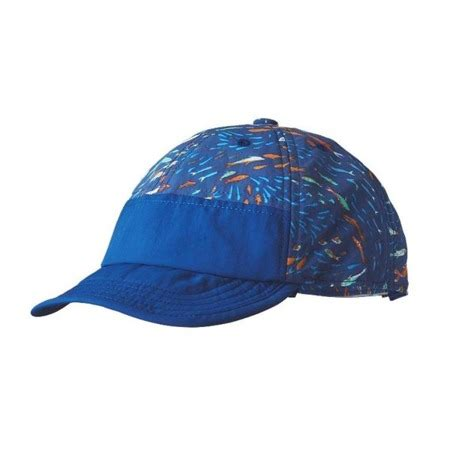 Hats Er Rather On For Summer by Summer Cap Patagonia Uv Baggies Blue With Print Hats And