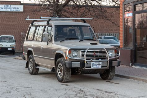 small engine maintenance and repair 1989 mitsubishi pajero security system 1989 mitsubishi pajero for sale rightdrive est 2007