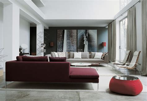 maroon sofa living 23 luscious living rooms