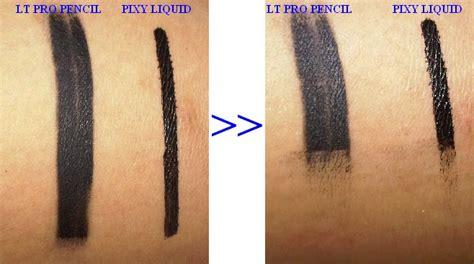 Lt Pro Eyeliner Liquid racun warna warni make up remover yang cocok untuk dibawa
