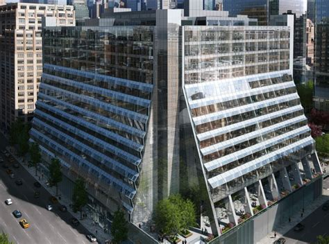 Office Supplies West Side Nyc Jpmorgan Is Tripling Its Office Space At Brookfield