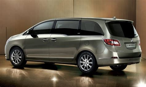 luxury minivan forbidden fruit toyota esquire hybrid luxury minivan