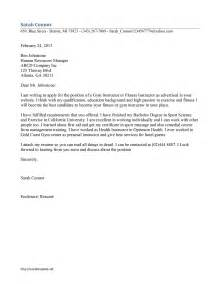 gym instructor cover letter template free microsoft word