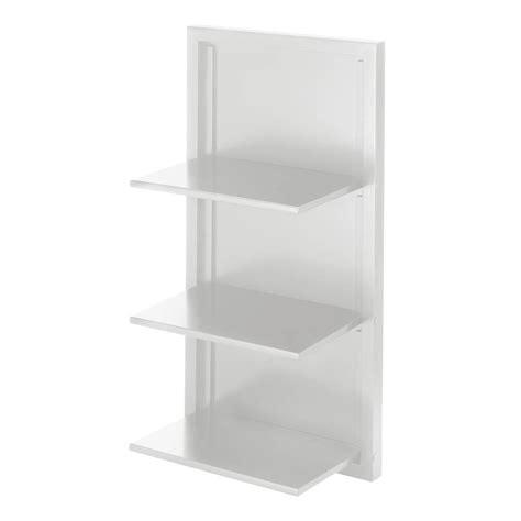 White Folding Wall Shelf Wholesale At Koehler Home Decor White Folding Bookcase