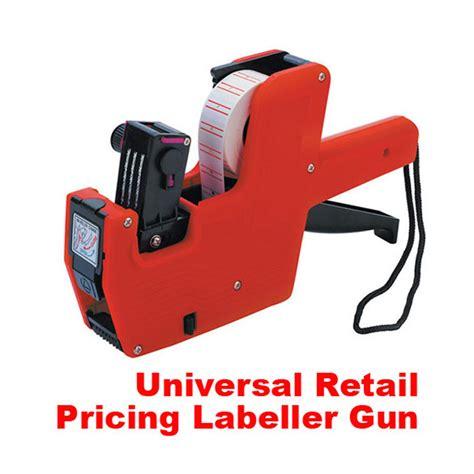 shop equipment price guns label aliexpress buy new price label tag marker pricing gun labeller j price label gun ca1t from