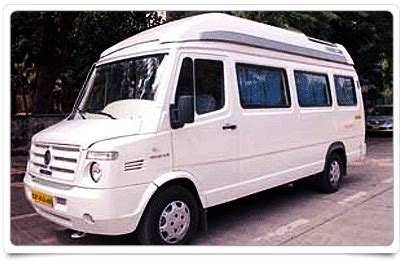 seater tempo traveller hire  kochi india car rentals