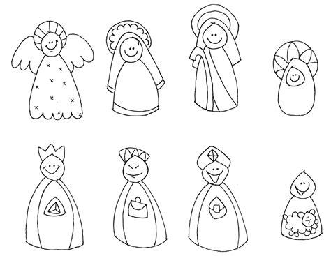 imagenes para colorear un pesebre dibujos de nacimientos de navidad awesome los reyes magos