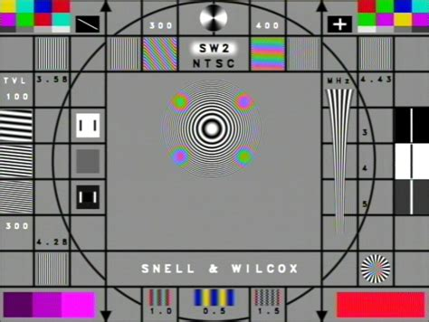 test pattern pal laserdisc database view topic testing 3 different pal